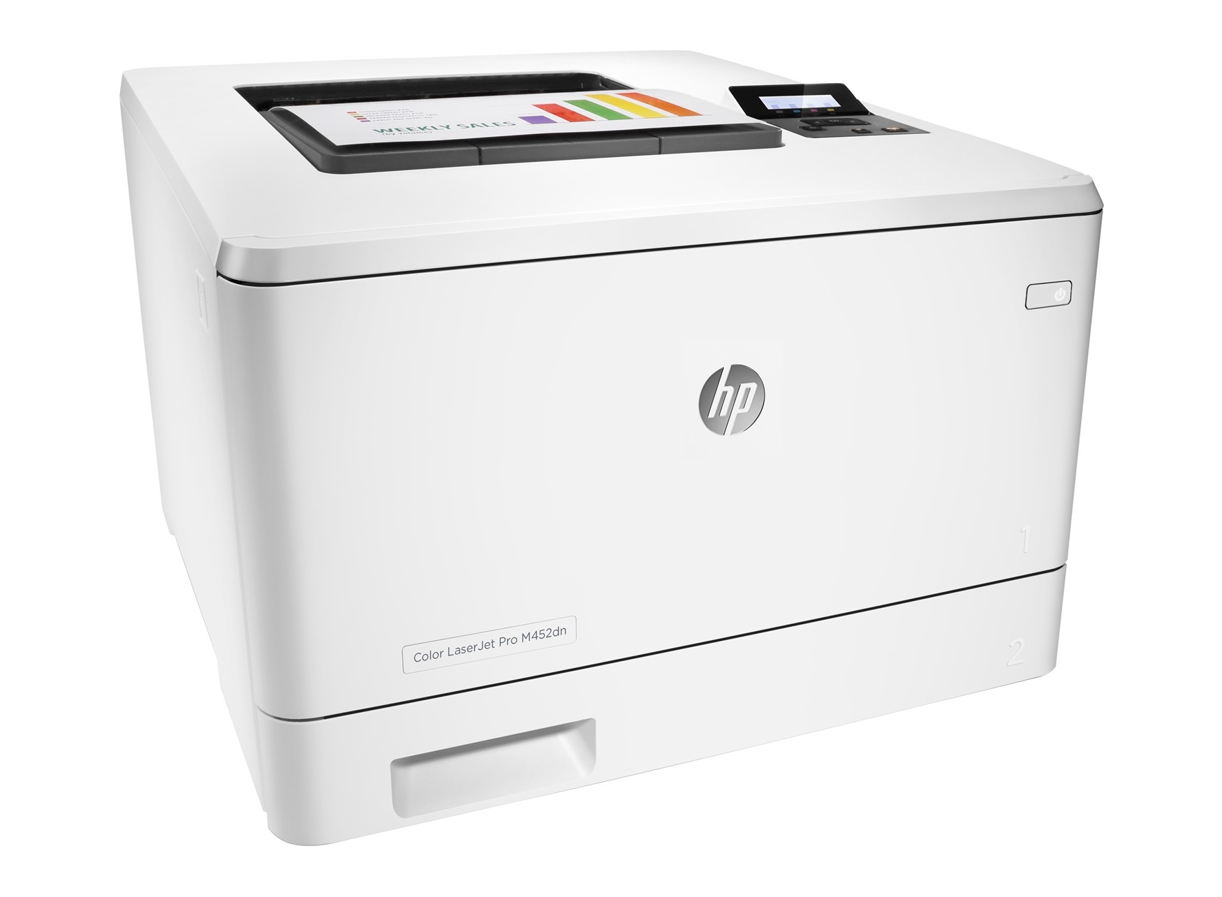 Máy In HP Color LaserJet Pro M452dw CF394A