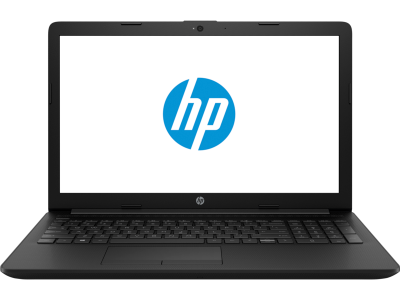 Laptop HP 15-da0049TU 4ME65PA - Black
