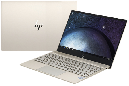 Laptop HP ENVY 13-A1011TU	5HZ28PA - Gold