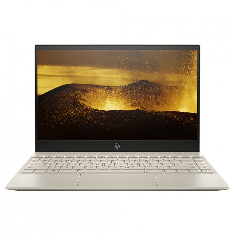 Laptop HP ENVY 13-A1010TU	5HY94PA - Gold