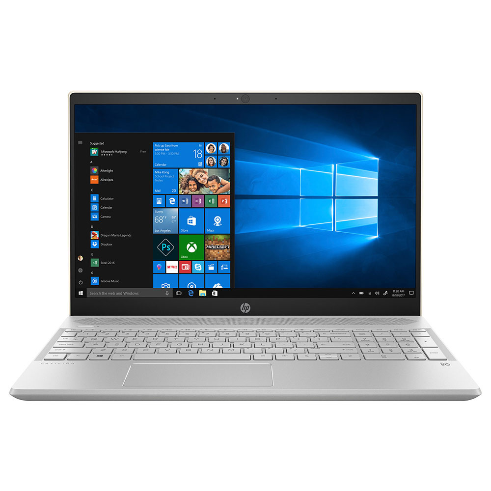 Laptop HP Pavilion 15-cs1045TX 5JL29PA - Gold