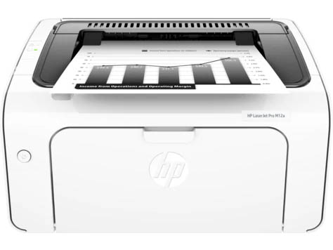 Máy in HP LaserJet Pro M12a Printer