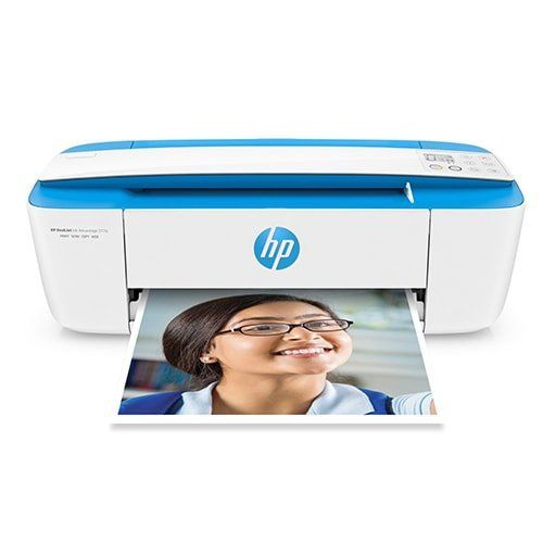 Máy in phun màu đa chức năng HP DeskJet Ink Advantage 3775 All-in-One Printer, 1Y WTY_J9V87B