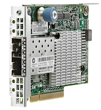 HP Ethernet 10GB 2P 534FLR-SFP+ 700751-B21