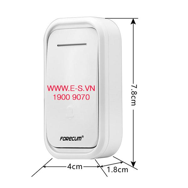 Chuông cửa không dây ES-31.13