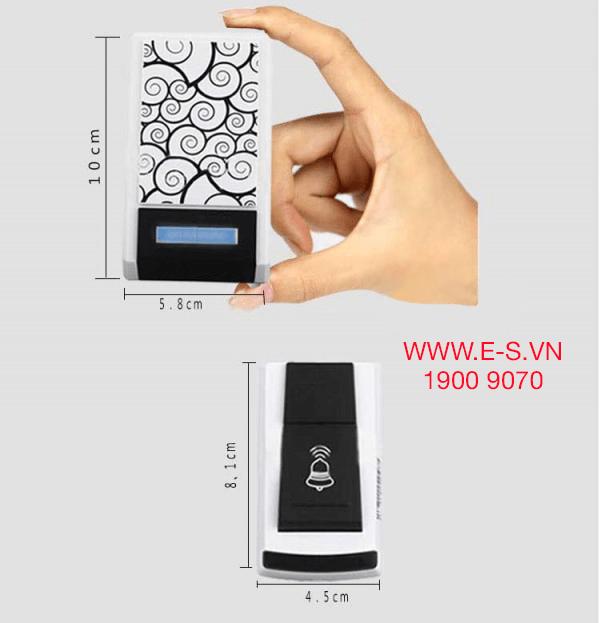 Chuông cửa không dây ES-31.01