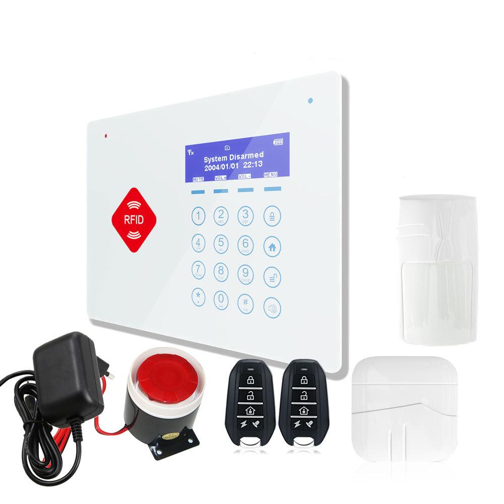 Hệ thống báo trộm qua điện thoại ES-K10