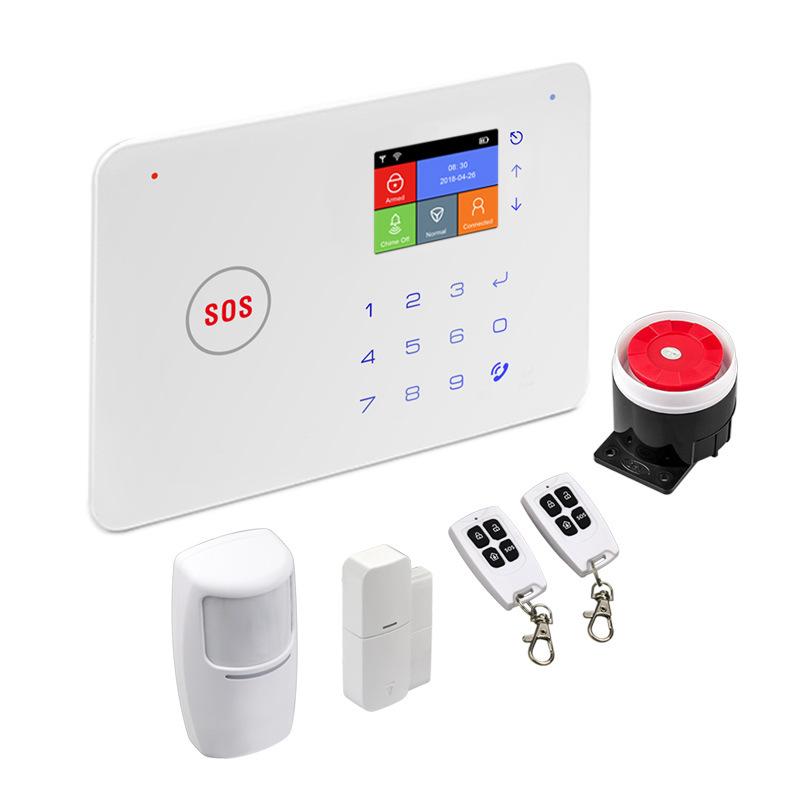 Báo trộm qua điện thoại Wifi+GSM ES-K11