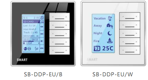 Bảng điều khiển DDP Smart Dynamic Display Panel (G4)