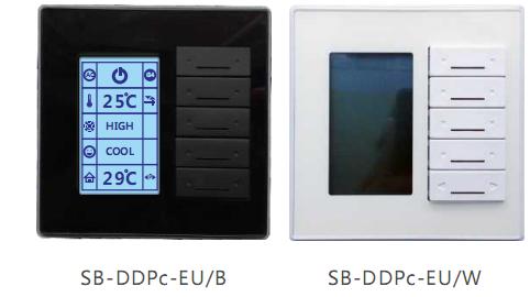 Bảng điều khiển DDPc Smart Dynamic Display Panel (G4s)