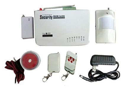 Hệ thống báo trộm qua điện thoại ES-K1