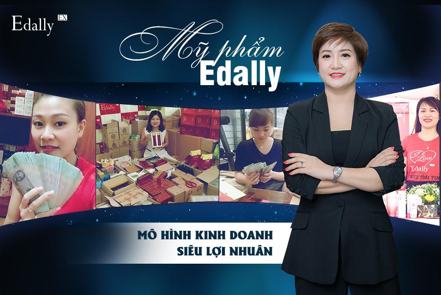 Những lý do không thể bỏ qua hình thức kinh doanh siêu lợi nhuận từ Edally
