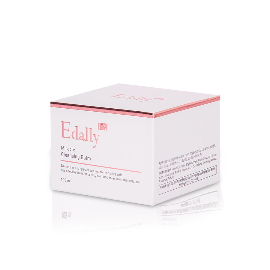 Tẩy trang Edally Miracle Cleansing Balm 4