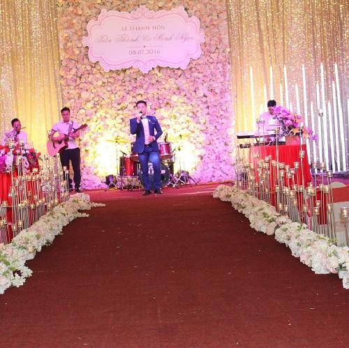 Hội trường tiệc cưới 1