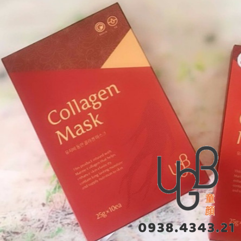 Mặt Nạ Ugb Dong An Collagen Mask