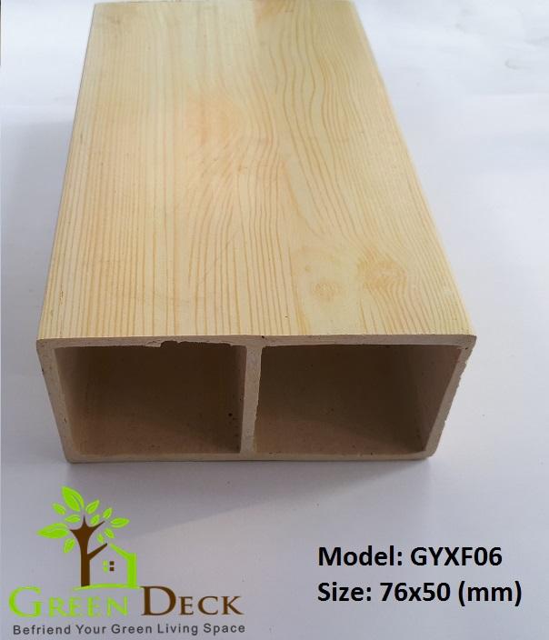 Lam Gỗ Che Nắng Ngoại Thất GYXF06