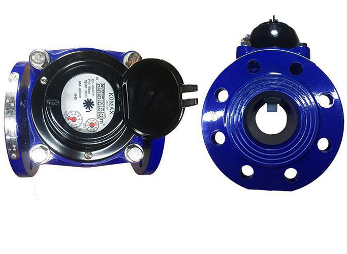 Đồng hồ đo lưu lượng nước thải DN80 Komax