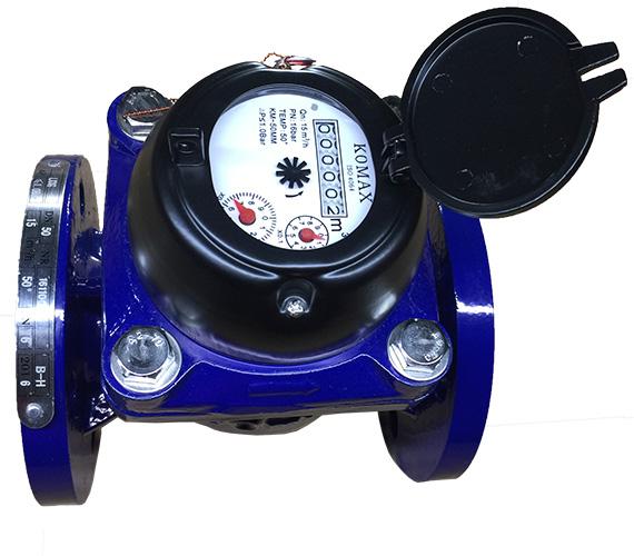 Đồng hồ đo lưu lượng nước thải DN50 Komax
