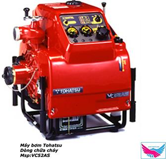 TOHATSU-V52AS Bơm chữa cháy Diesel