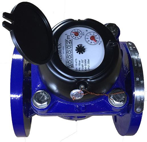 Đồng hồ đo lưu lượng nước thải DN65 Komax