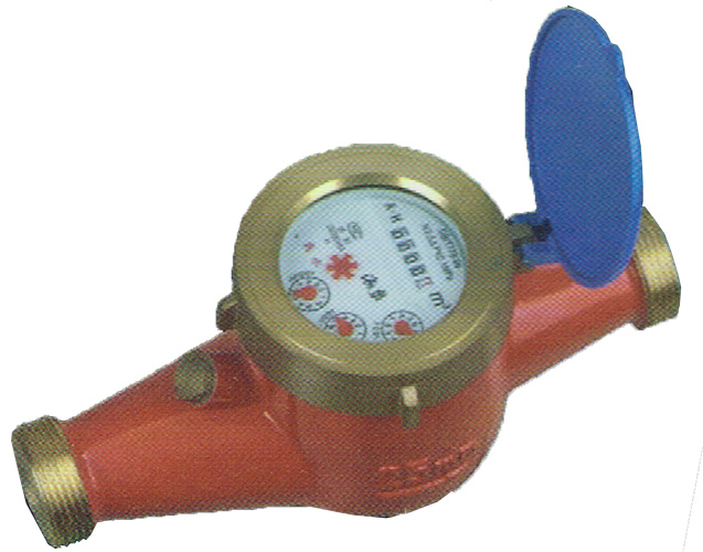 Đồng hồ nước nóng Komax DN25