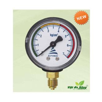 Ấn Độ: Đồng hồ đo áp Automat HT305