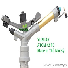 Súng tưới cây bán kính lớn Yuzuak Atom 42FC