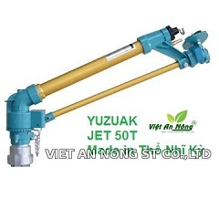 Súng tưới cây bán kính lớn Yuzuak Jet 50