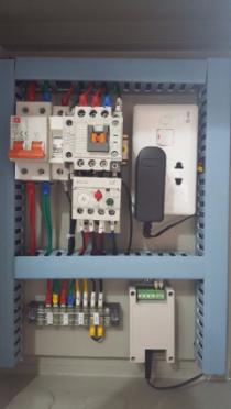 Tủ điều khiển hệ thống bơm lắp sim trực tiếp