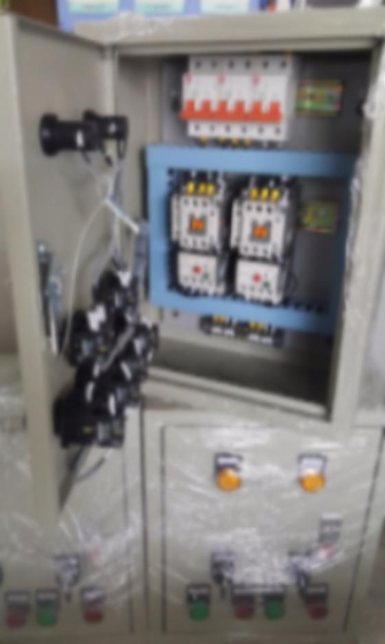 Tủ điều khiển hệ thống bơm trực tiếp