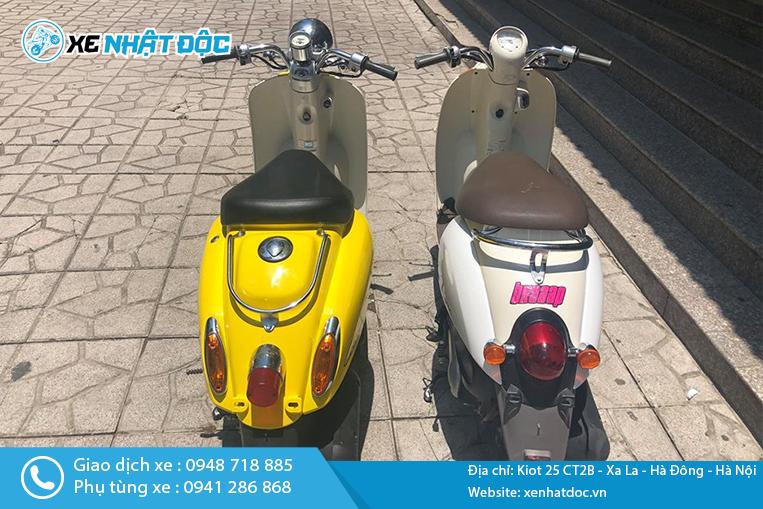 Giá xe máy Honda Crea 50cc bán bao nhiêu tại Hà Nội?