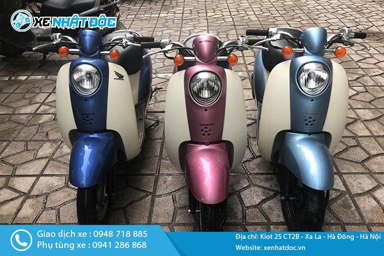 Honda Scoopy 50cc Nhật bãi bán ở đâu chất lượng, giá cả phải chăng?