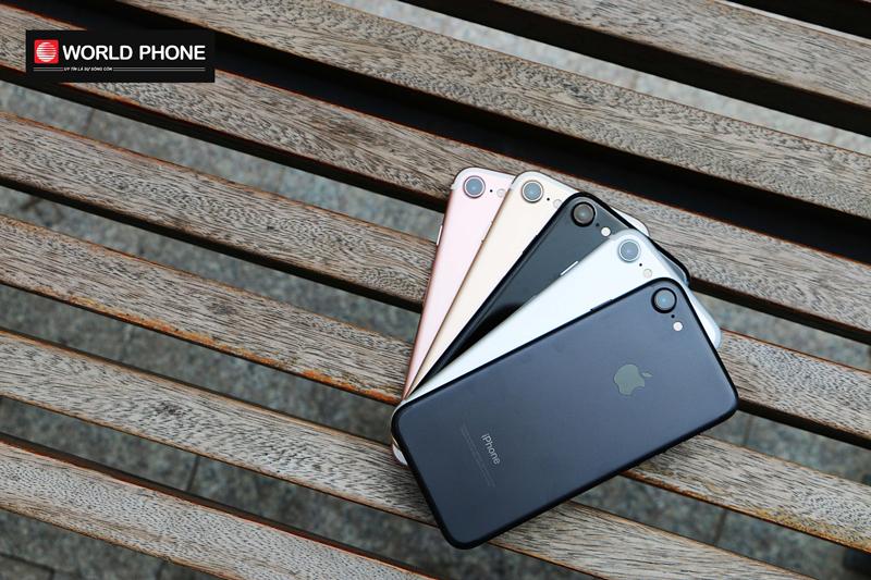 iPhone 7 Quốc Tế Cũ Xách Tay Giá Rẻ Uy Tín 11 Năm