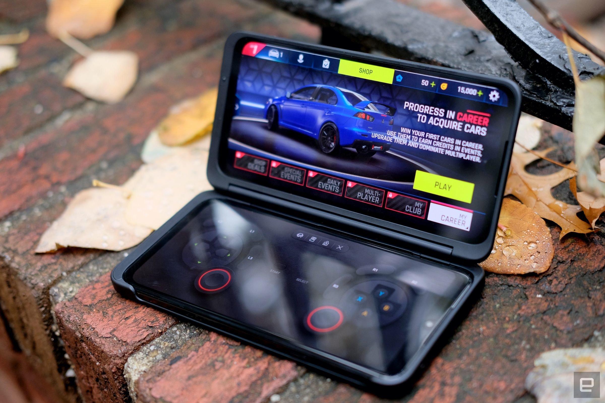 Hiệu năng của LG G8X được đánh giá vượt trội so với các sản phẩm cùng phân khúc