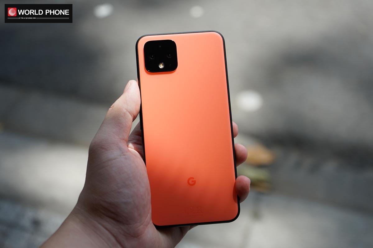 Google Pixel 4 với thiết kế sang trọng và OxygenOS đem lại trải nghiệm Android 10 vượt trội hơn