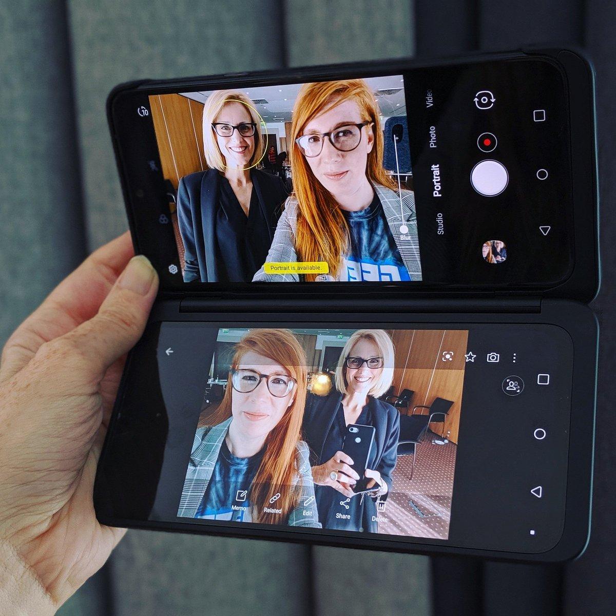 LG G8X tích hợp đầy đủ các tính năng chụp ảnh cơ bản với hiển thị màu chân thật, sống động