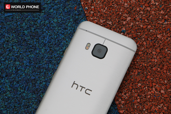Camera của HTC One M9