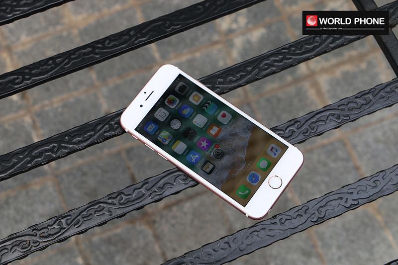 So sánh thời lượng pin của các phiên bản iOS dành cho iPhone trên iPhone 6S