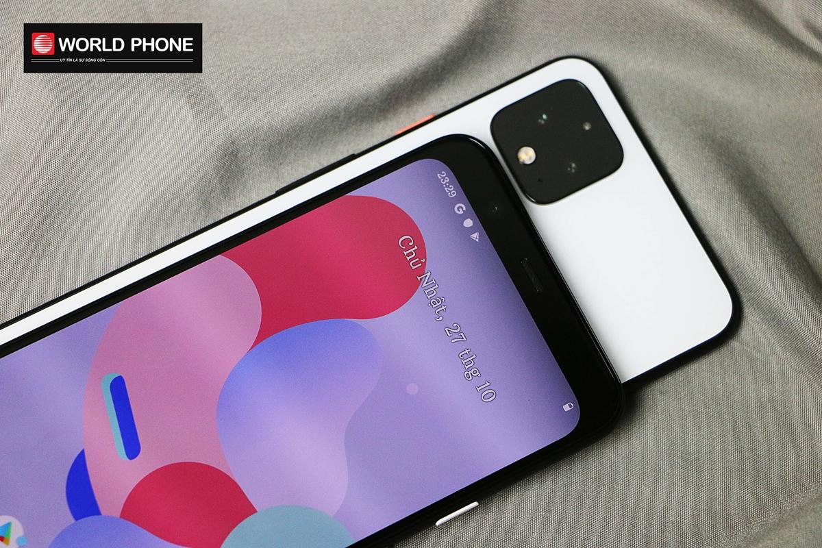 Google Pixel 4 XL - chiếc điện thoại được xướng tên nhiều nhất 2020