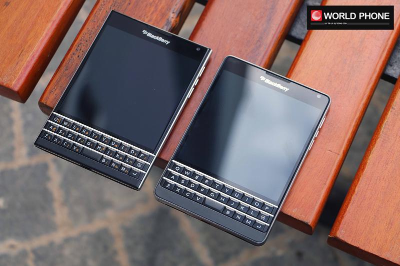Thiết kế của BlackBerry Passport dành cho nhà mạng AT&T tốt hơn so với phiên bản gốc