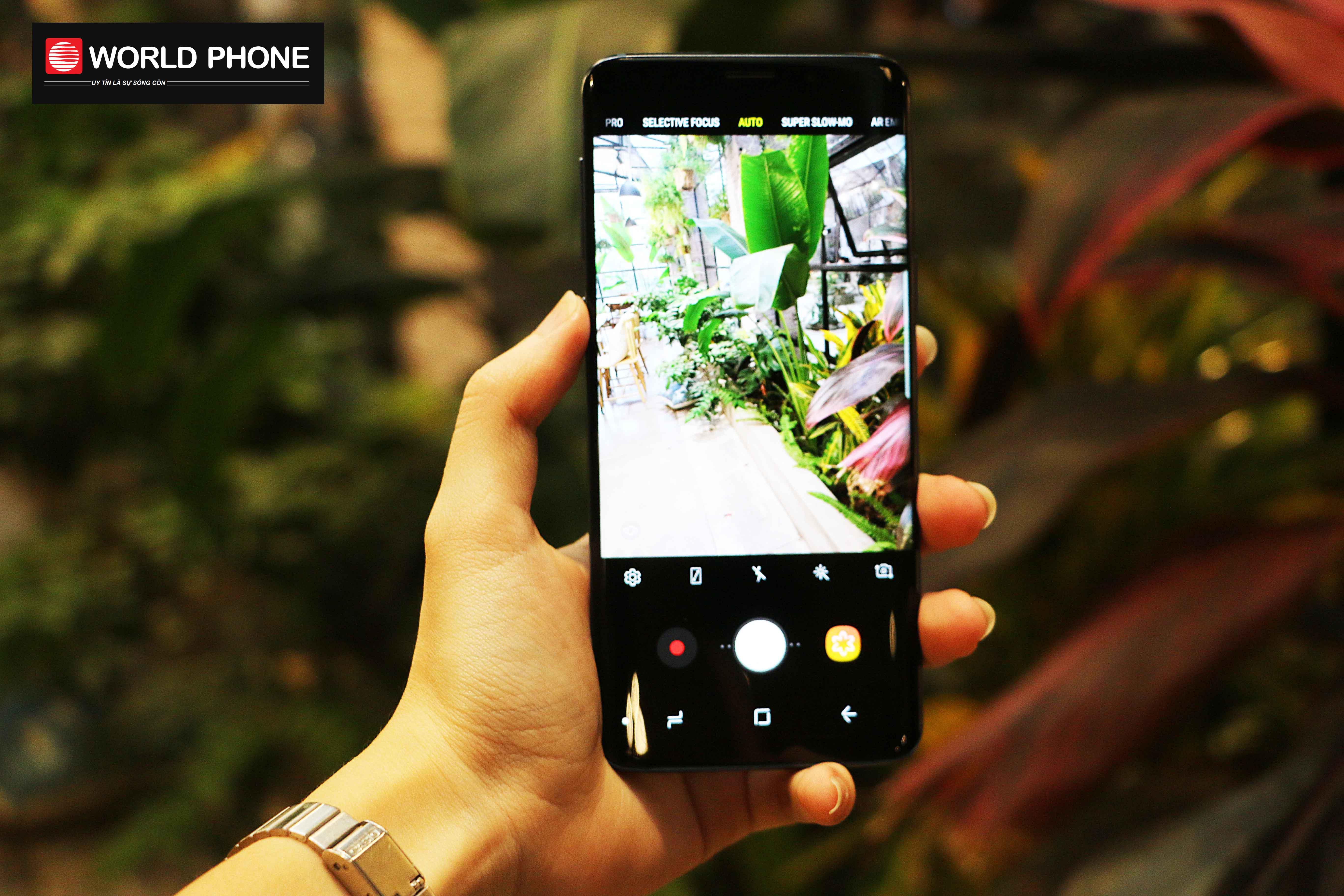 """Cặp đôi S9 sở hữu camera """"nịnh mắt"""", cung cấp vô số tính năng camera siêu thiết thực và hiệu quả hình ảnh sống động cho người dùng"""