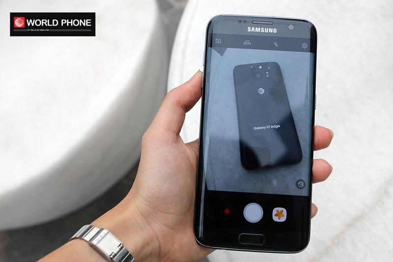 Samsung Galaxy S7 edge được trang bị tính năng lấy nét tự động Dual Pixel