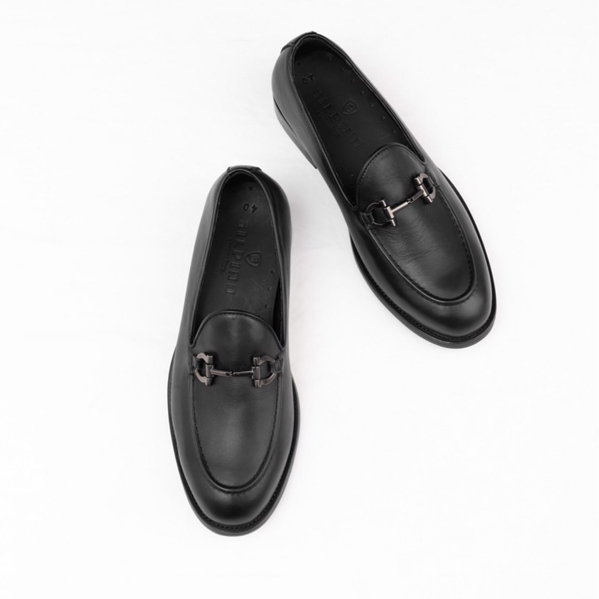 Wing 05 - Bit Loafers Black