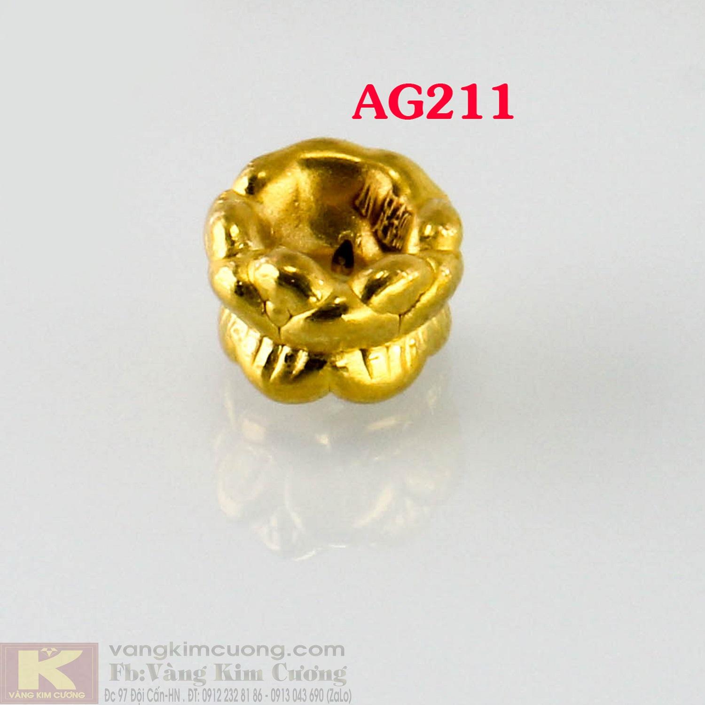 Charm đài sen mã AG211