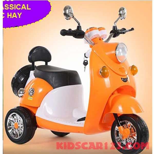 Xe máy điện trẻ em - Mio6866 thumnail 1