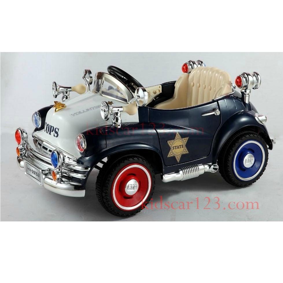 Xe hơi điện Hoàng Gia trẻ em YH 99168 thumnail1
