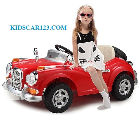 Ôtô trẻ em JE128 thumnail 2