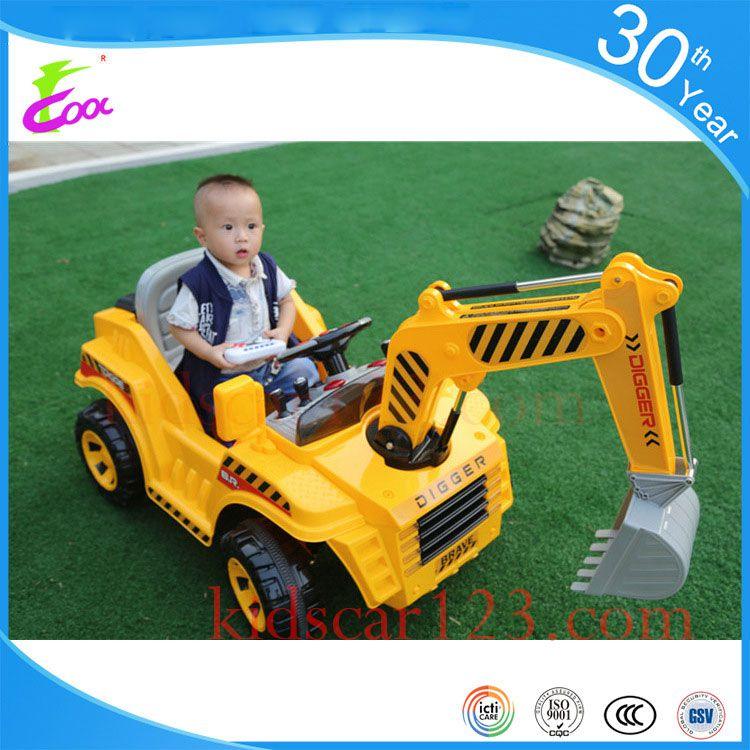 Xe mô phỏng xe công trình dành cho trẻ em YH99177 thumnail 2