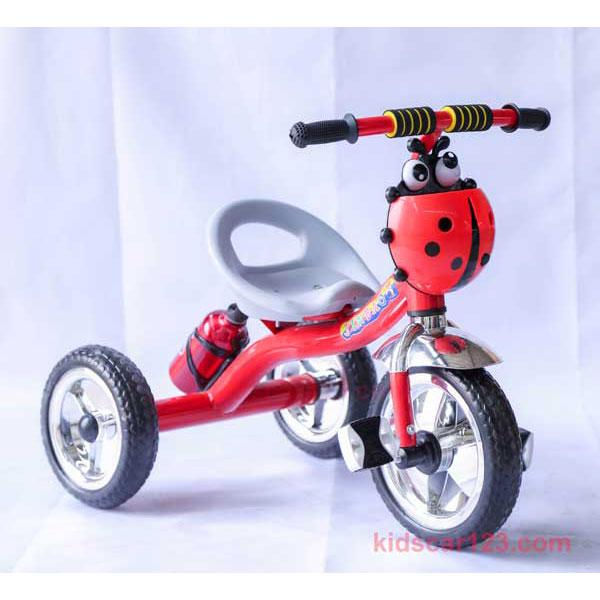 Xe đạp con bọ trẻ em 002 màu đỏ