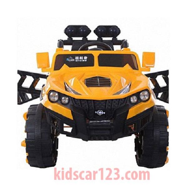 Jeep đại bàng 201 màu vàng